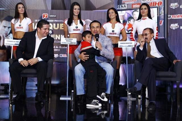 Márquez promete: 'Una gran pelea'