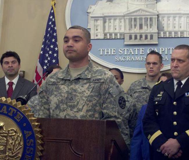 Asamblea combate desempleo entre militares