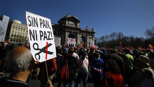 La Huelga Española vista por el Mundo