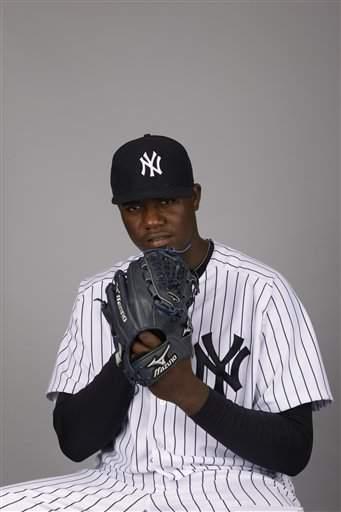 Tendinitis deja a los Yankees sin Michael Pineda