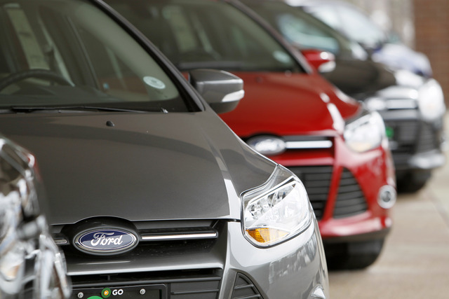 Ford invierte $1,300 millones en México