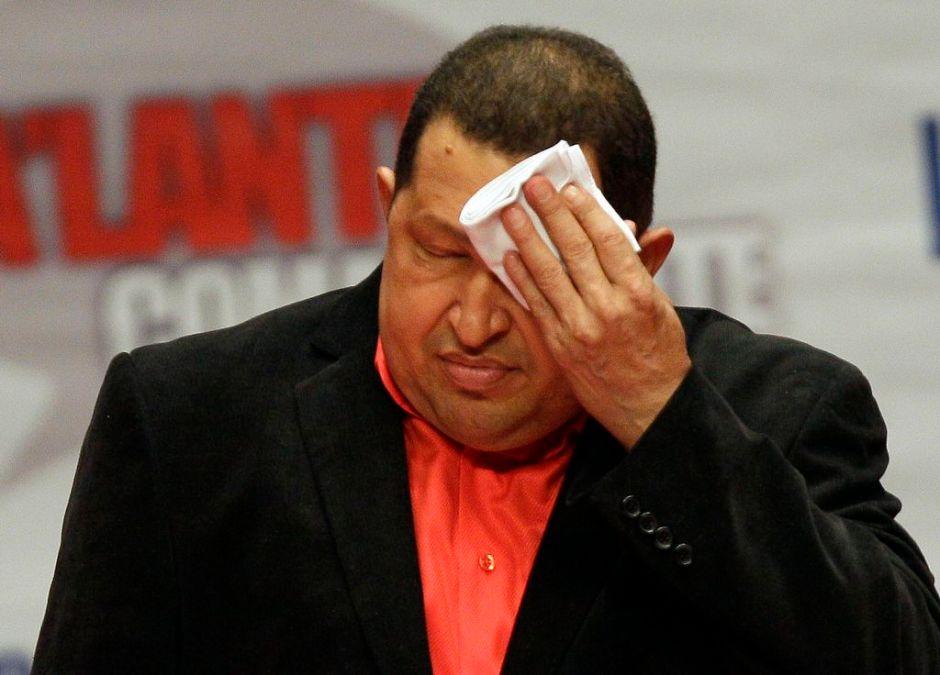 """Chávez: """"No es tiempo de morir… Me aferro a Cristo"""""""