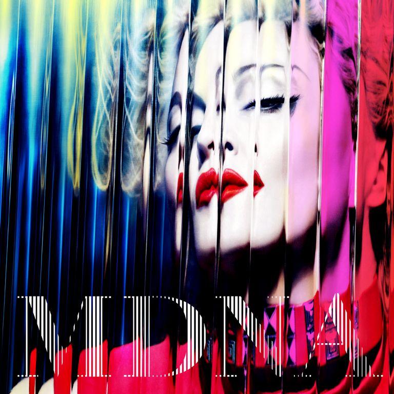 Madonna destrona a Elvis en el Reino Unido
