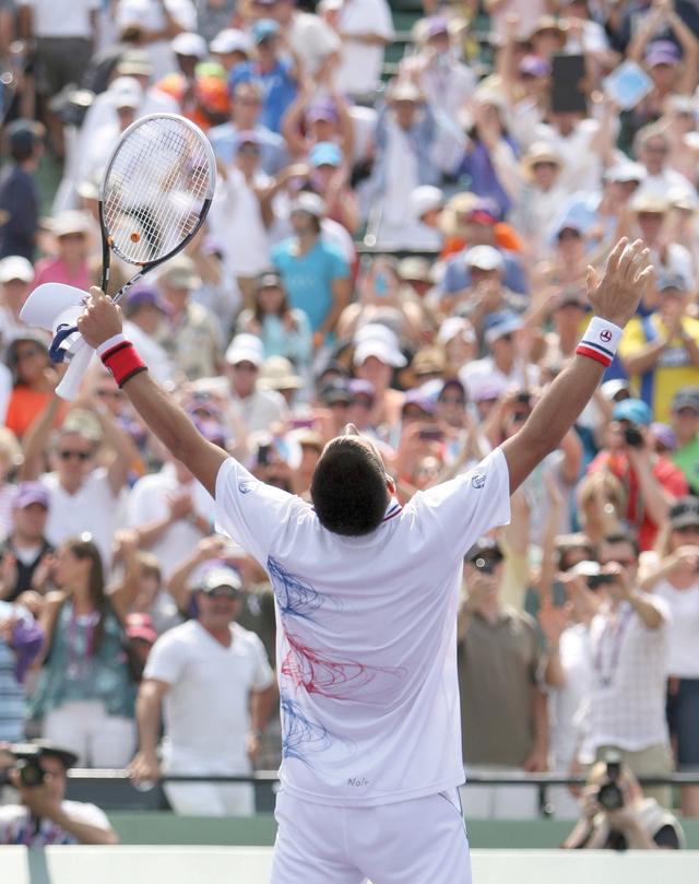 Djokovic se consagra en Miami Ni inquieta a Djokovic