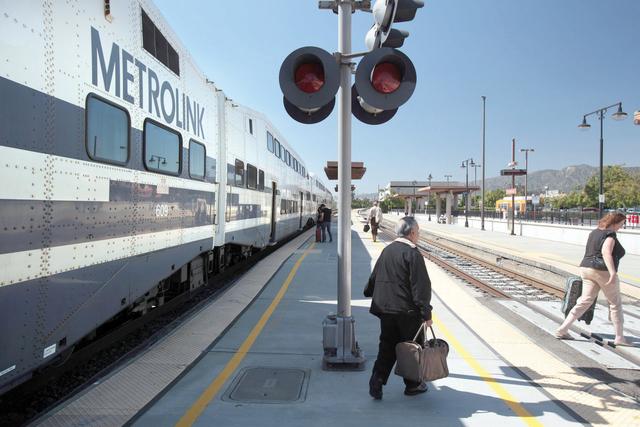 Más seguridad en Metrolink