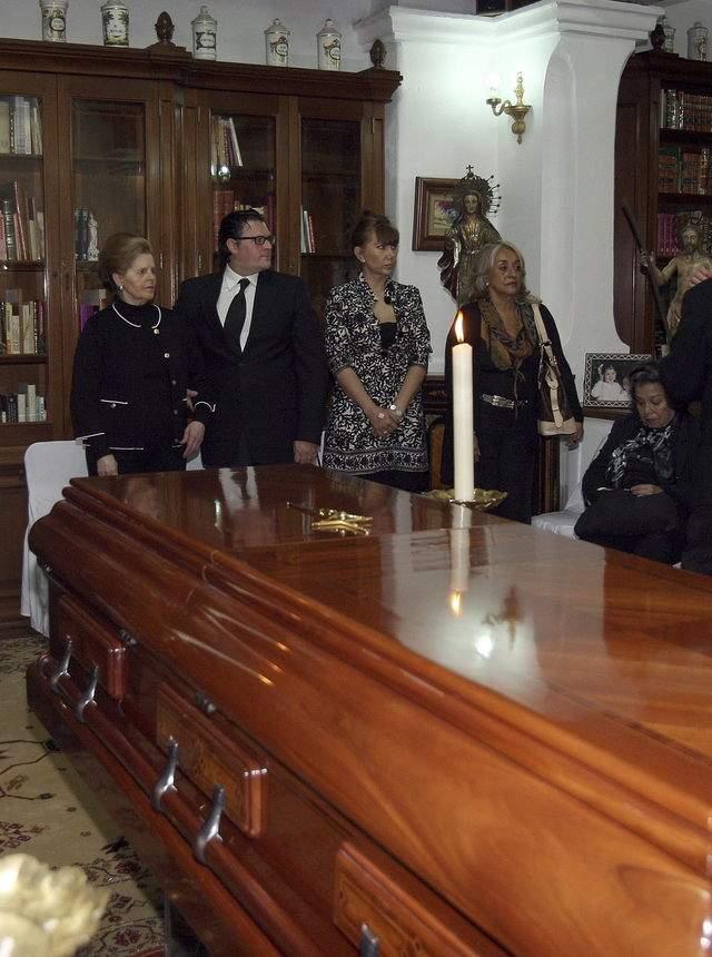 Lamentan muerte de expresidente mexicano