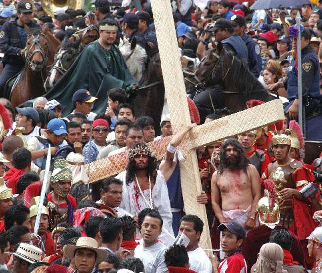 Semana Santa ¿patrimonio cultural intangible?