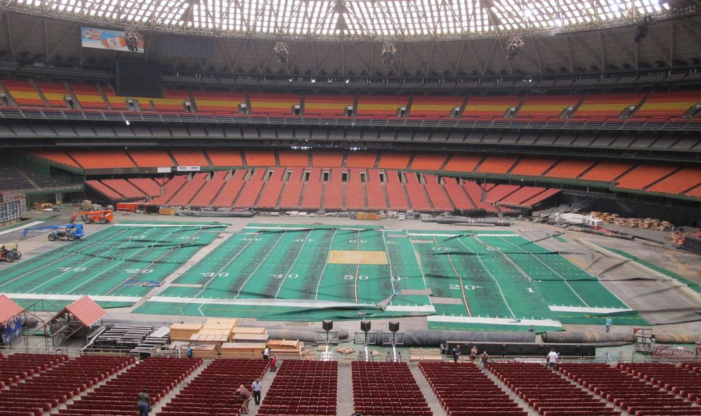 ¿Será demolido el Astrodome de Houston?