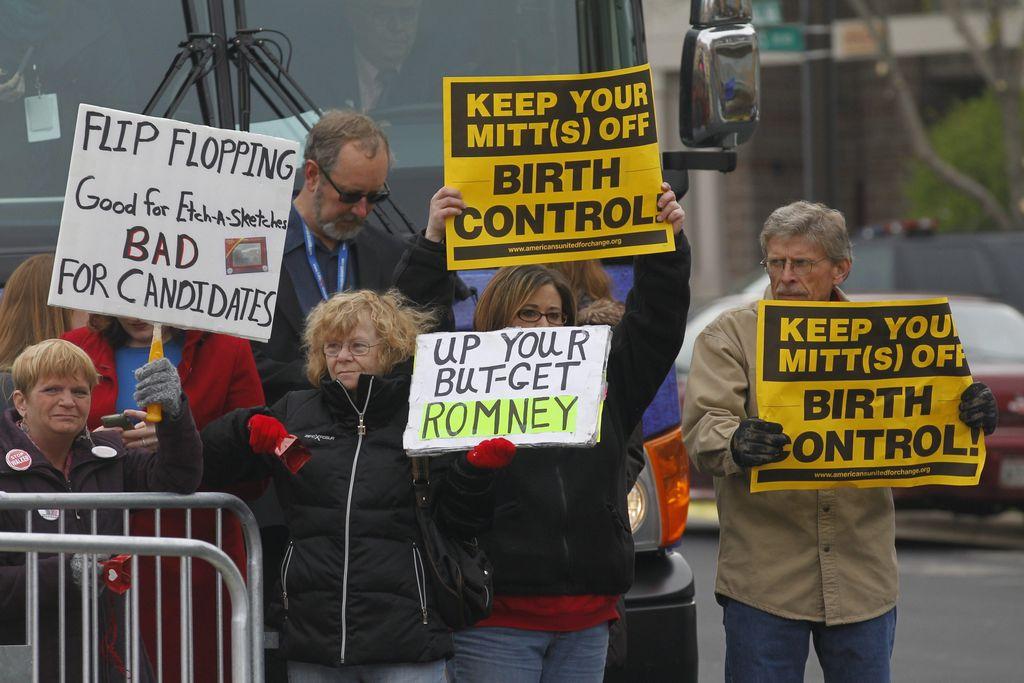 Un balance electoral de Mitt Romney