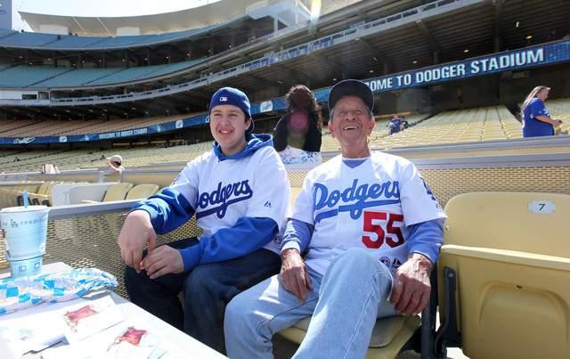 'Mágico' el inicio de los Dodgers