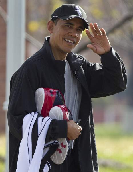Baja  nivel de apoyo hispano a Obama