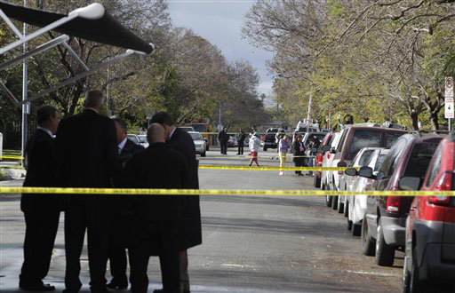 Inusual asesinato de pareja de estudiantes  cerca de la USC