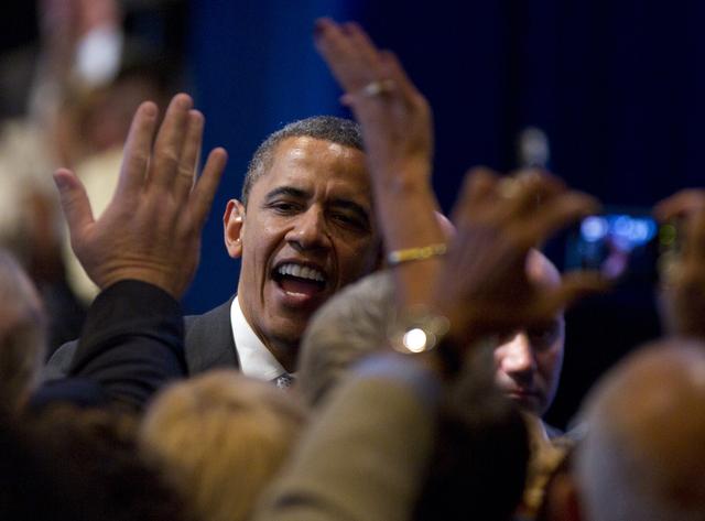 Obama pide se suban impuestos a los ricos