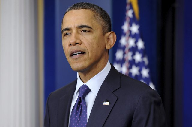 Barack Obama  presidente de EEUU.