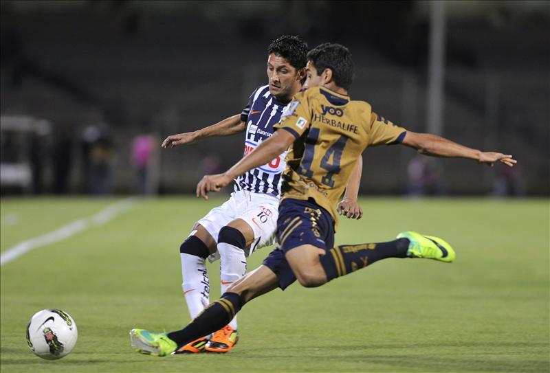 Rayados sacan un empate en casa de los Pumas y acceden a la final.