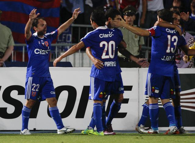 """El cuadro colombiano llega con la ventaja de encabezar el grupo con 11 puntos, seguido por la """"U'' con 10."""