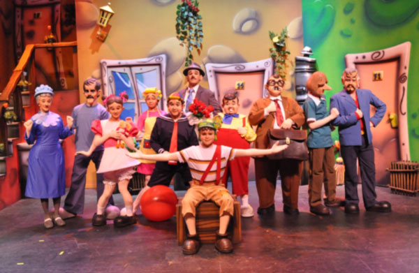 El Chavo del Ocho llega a Chicago el 22 de abril en el escenario del Rosemont Theatre. Foto: