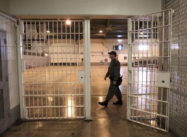 Una cárcel en América Latina.