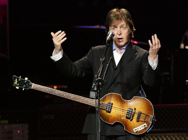 Paul McCartney dará concierto masivo en el DF
