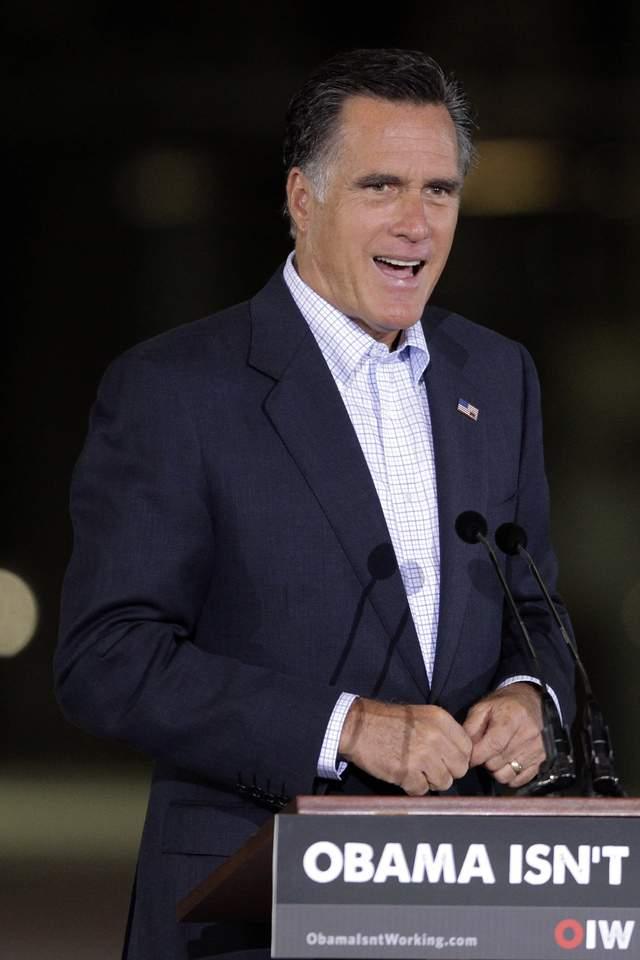 Romney culpa al Presidente de la actual situación. Obama dice que su adversario solo la  empeorará.