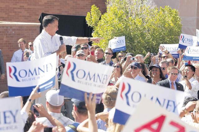 Romney y Obama: la danza de los millones