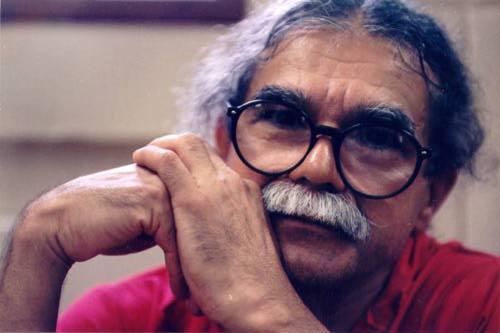 Oscar López Rivera, el nacionalista puertorriqueño y preso político.