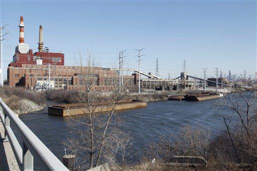 Las comunidades llevan años combatiendo las dos plantas de Midwest Generation en Chicago.
