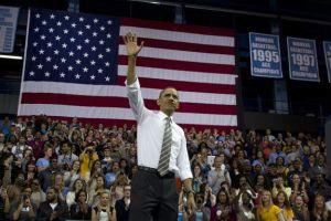 Obama apoya las tasas bajas