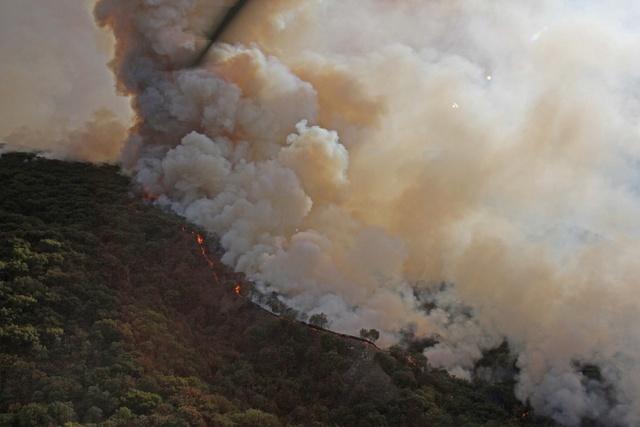 El incendio en el bosque La Primavera afecta las actividades al aire libre en la ciudad de Guadalajara y no respeta a los equipos de futbol.
