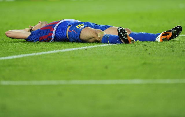 El Barcelona quedó fulminado tras su derrota ante el Chelsea y ahora se cuestiona el futuro del equipo y su entrenador Josep Guardiola.