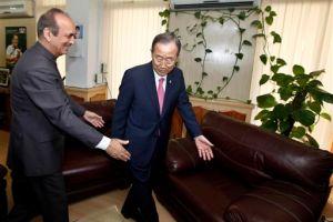 """Debe gobierno sirio cumplir plan de paz"", ONU"