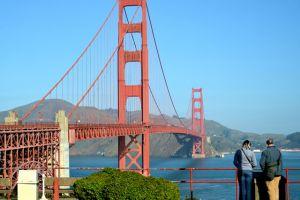 Evítese un disgusto y no use el Golden Gate