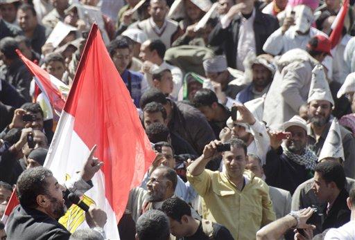 La hermandad musulmada convocó a movilizaciones en el interior de Egipto para demostrar su fortaleza en el resto del país.