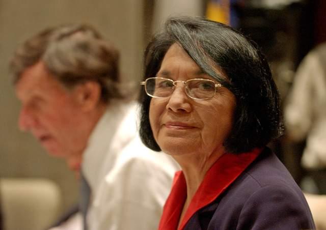 La activista hispana Dolores Huerta, recibirá de manos del presidente Obama  la Medalla Presidencial de la Libertad.