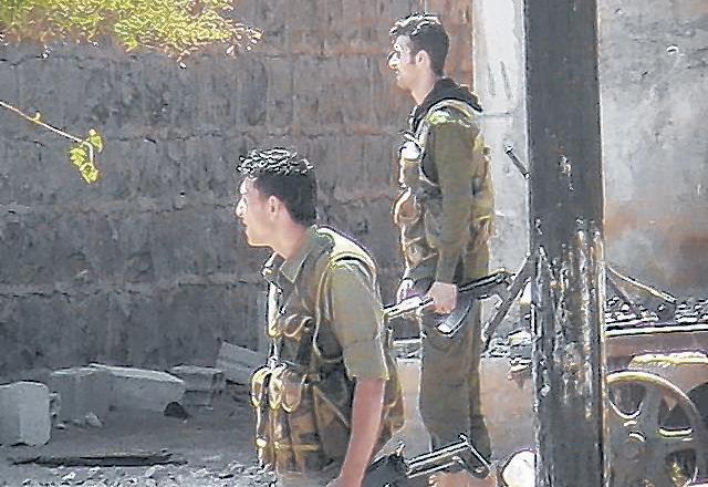 Un ataque marítimo de un supuesto grupo terrorista en las costas de la ciudad  de Latakia, deja varios muertos y heridos.
