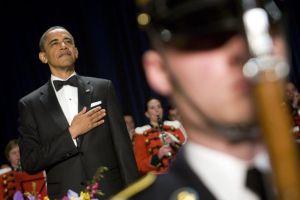 """Obama: """"Tuve que dejar al Servicio Secreto encerrado en casa"""""""
