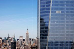 El WTC, otra vez el edificio más alto
