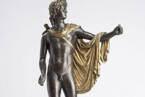 El bronce de Antico  ya se expone en Nueva York