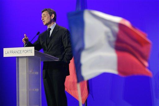 Sarkozy tiene una tarea muy difícil en las elecciones según las casas encuestadoras.