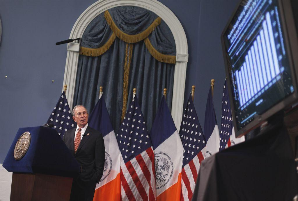 """Bloomberg señaló que se trata de """"un presupuesto equilibrado sin aumento de impuestos debido a una planificación prudente y a gastos restringidos."""