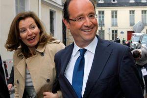 Francia: Hollande refuerza su situación de favorito