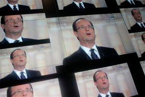 El debate en Francia fue visto por 18 millones