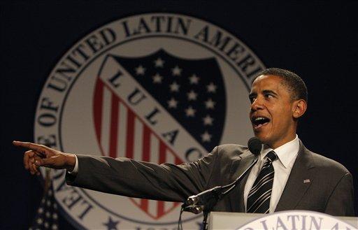 Obama promete apoyar a estudiantes hispanos