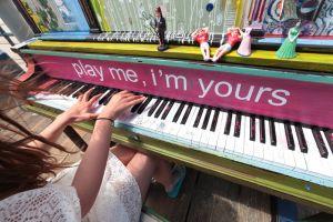 El piano fue de ellos