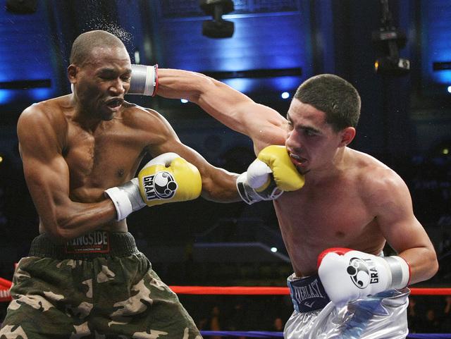 Top Rank cae por KO ante el coronavirus y cancela eventos de boxeo en Nueva York