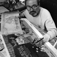 "Murió Maurice Sendak, autor de ""Donde viven los monstruos"""