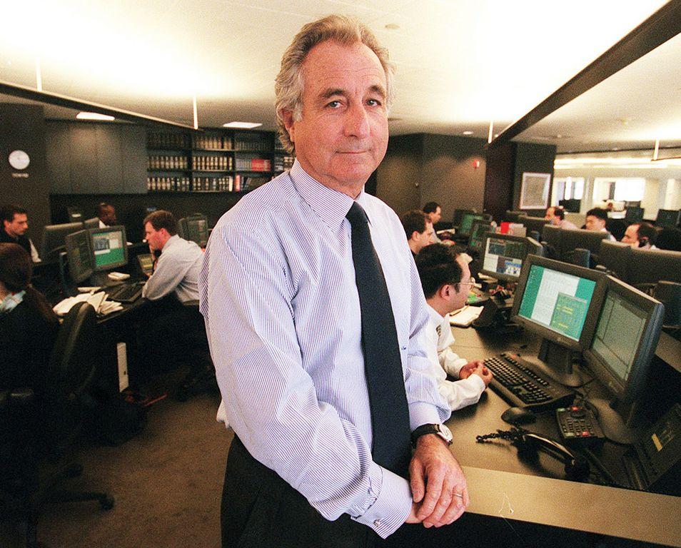 Bernard Madoff cumple una condena de 150 años de cárcel.