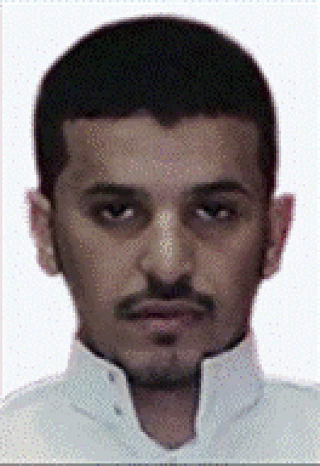 Ibrahim Hasan al-Asiri, principal sospechoso del acto.