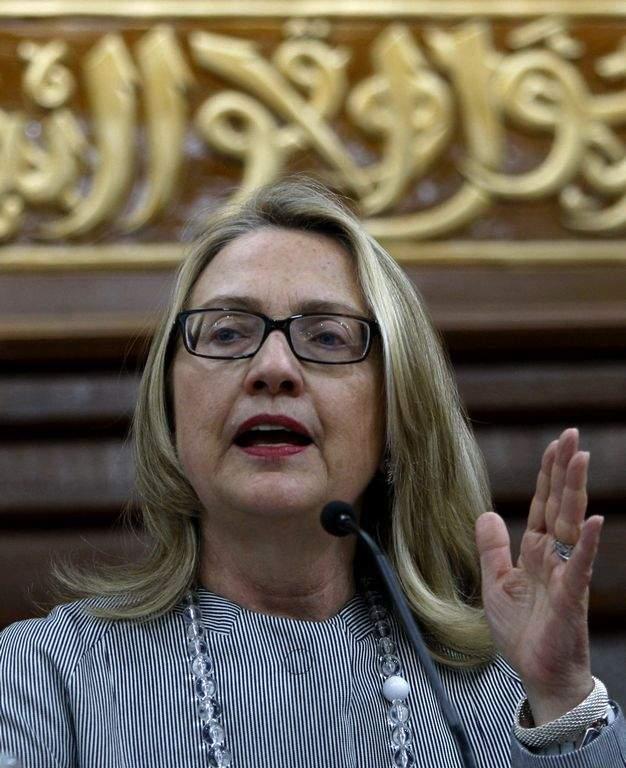 Hillary Clinton anda como le da la gana
