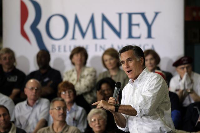 Romney aventaja a Obama por casi 50 puntos entre los evangélicos